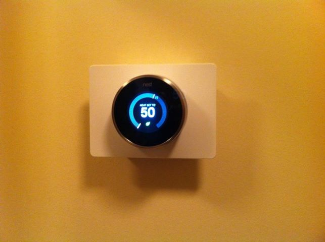 Nest Certified Electric Baseboard Heat
